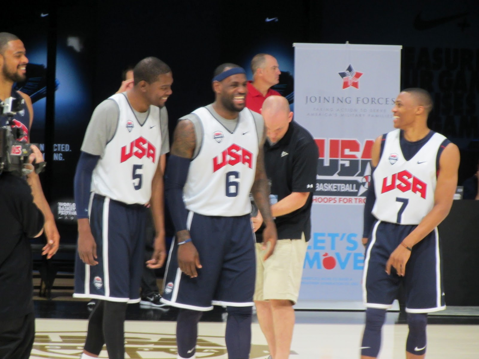 USA Basketball 2012