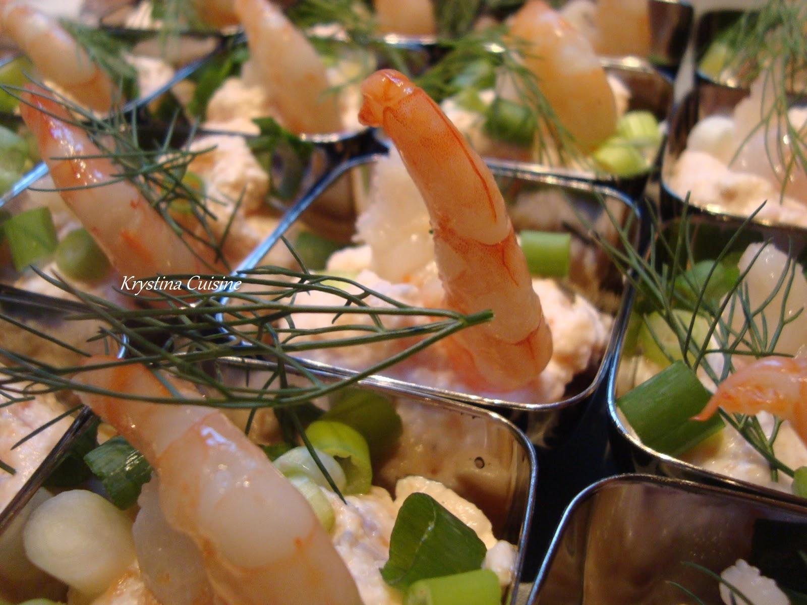 Krystina cuisine mousse de saumon fum for Hors d oeuvre avec saumon fume