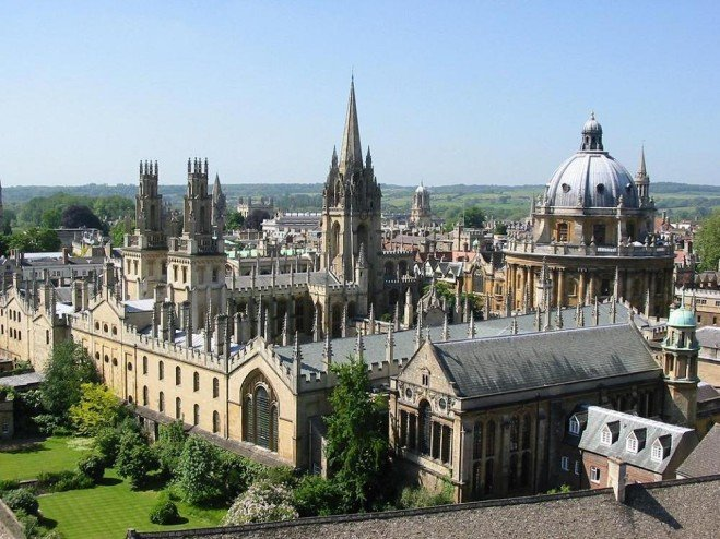 UNIVERSIDAD DE OXFORD, INGLATERRA