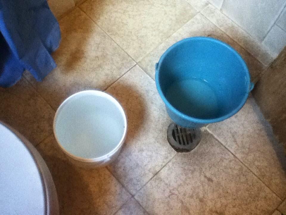Por un mundo mejor para todos contaminaci n del agua for Gotera en la regadera
