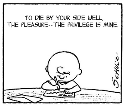 This charming Charlie - The Smiths VS The Peanuts