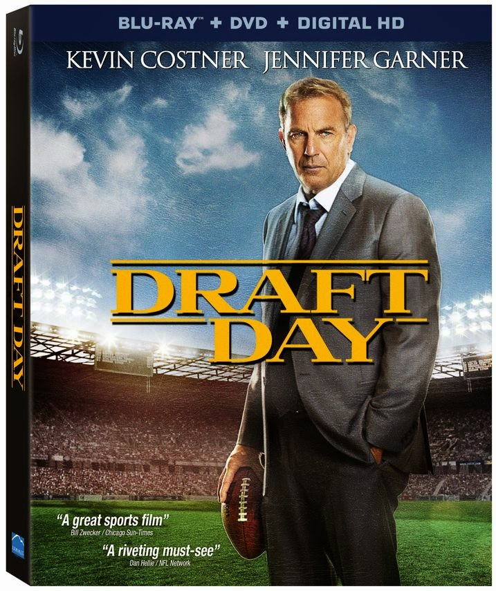 Draft Day 2014 720p BluRay 800mb YIFY MP4