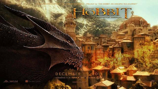 Smaug, el dragón de El Hobbit