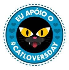 O CANTINHO APOIA O CATLOVERSDAY