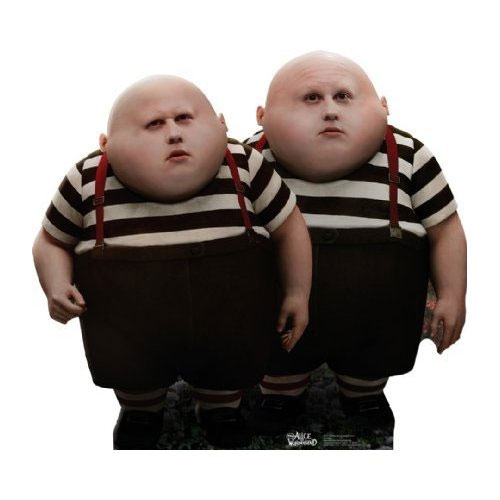 TweedledeeetTweedledum