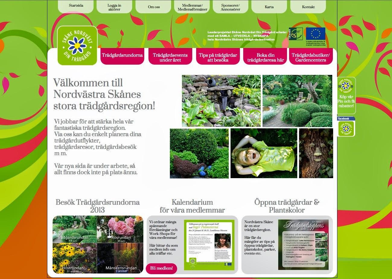 Portalen till Nordvästra Skånes stora trädgårdsrike