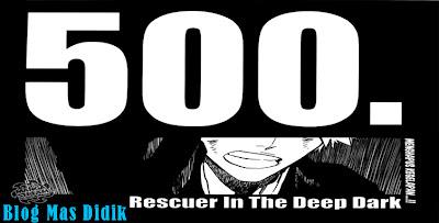 Komik Bleach Terbaru Chapter 500 Bahasa Indonesia
