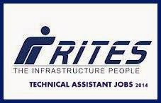 RITES TECHNICAL JOBS 2014