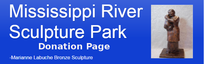 Mississippi River Sculpture Park Fundraising