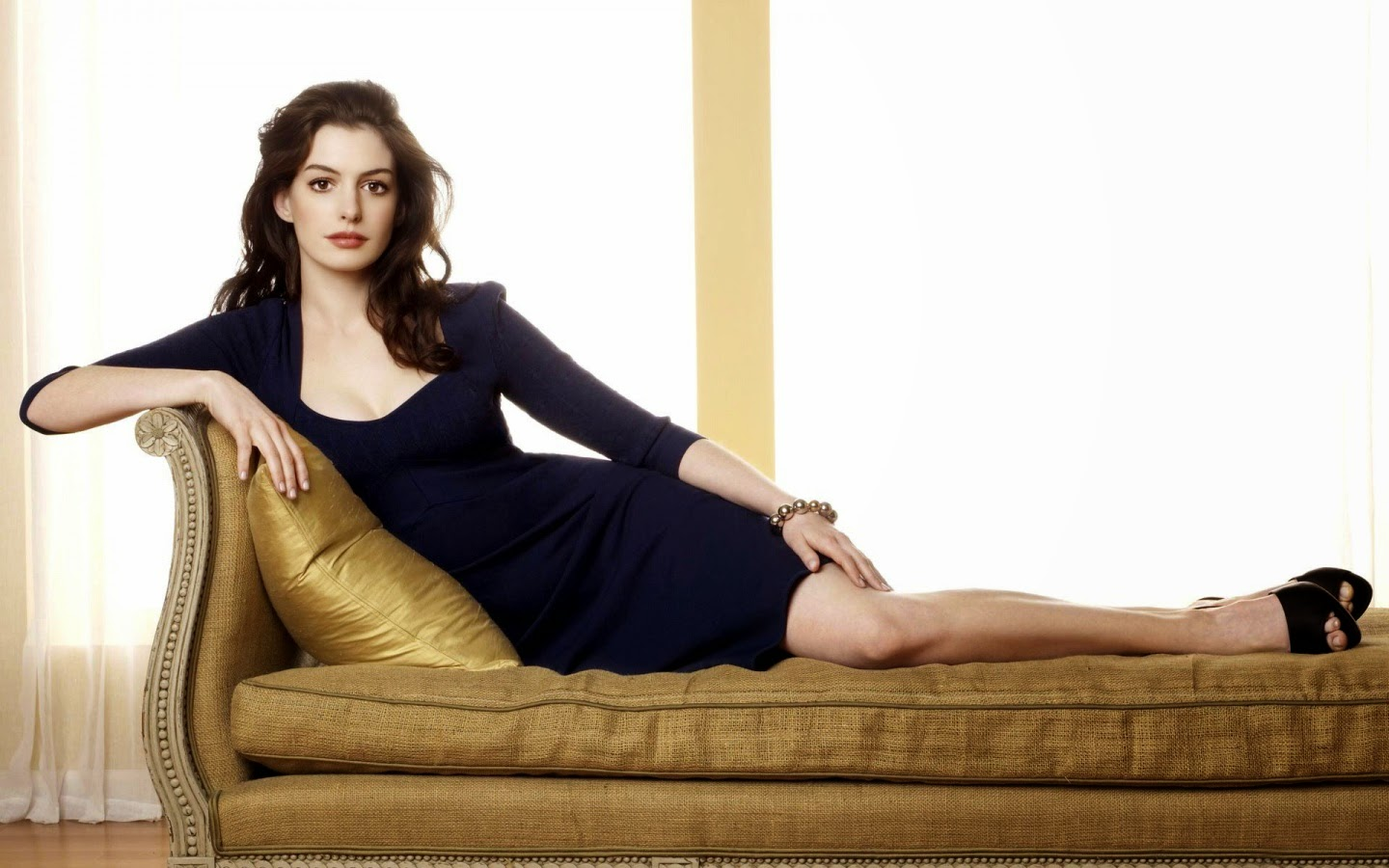 Anne Hathaway - The Hollywood Archive