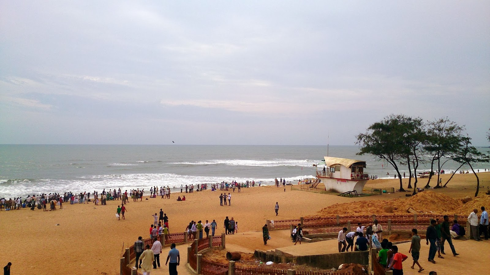 Visiting Places Of India Calangute Beach