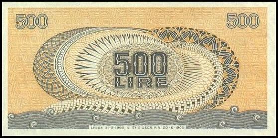 La moneta tra arte storia e valori i biglietti di stato for Stemma della repubblica italiana da colorare