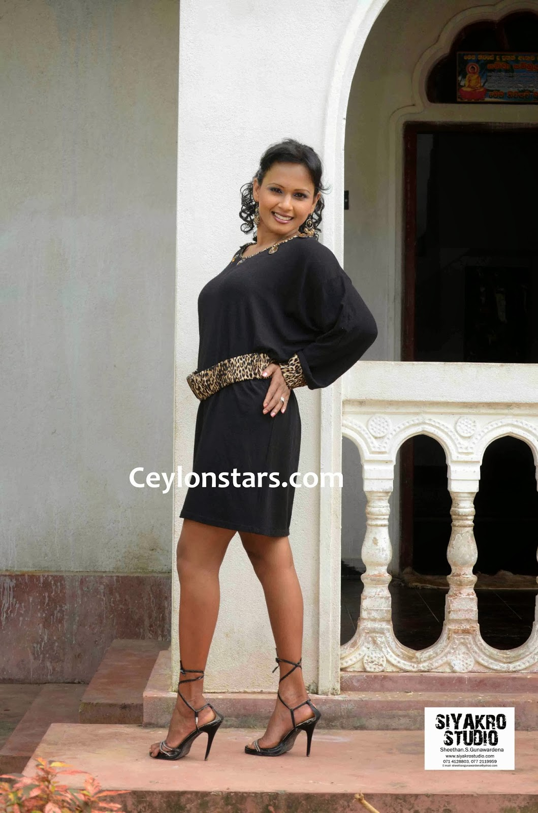 Shashika Cooray black