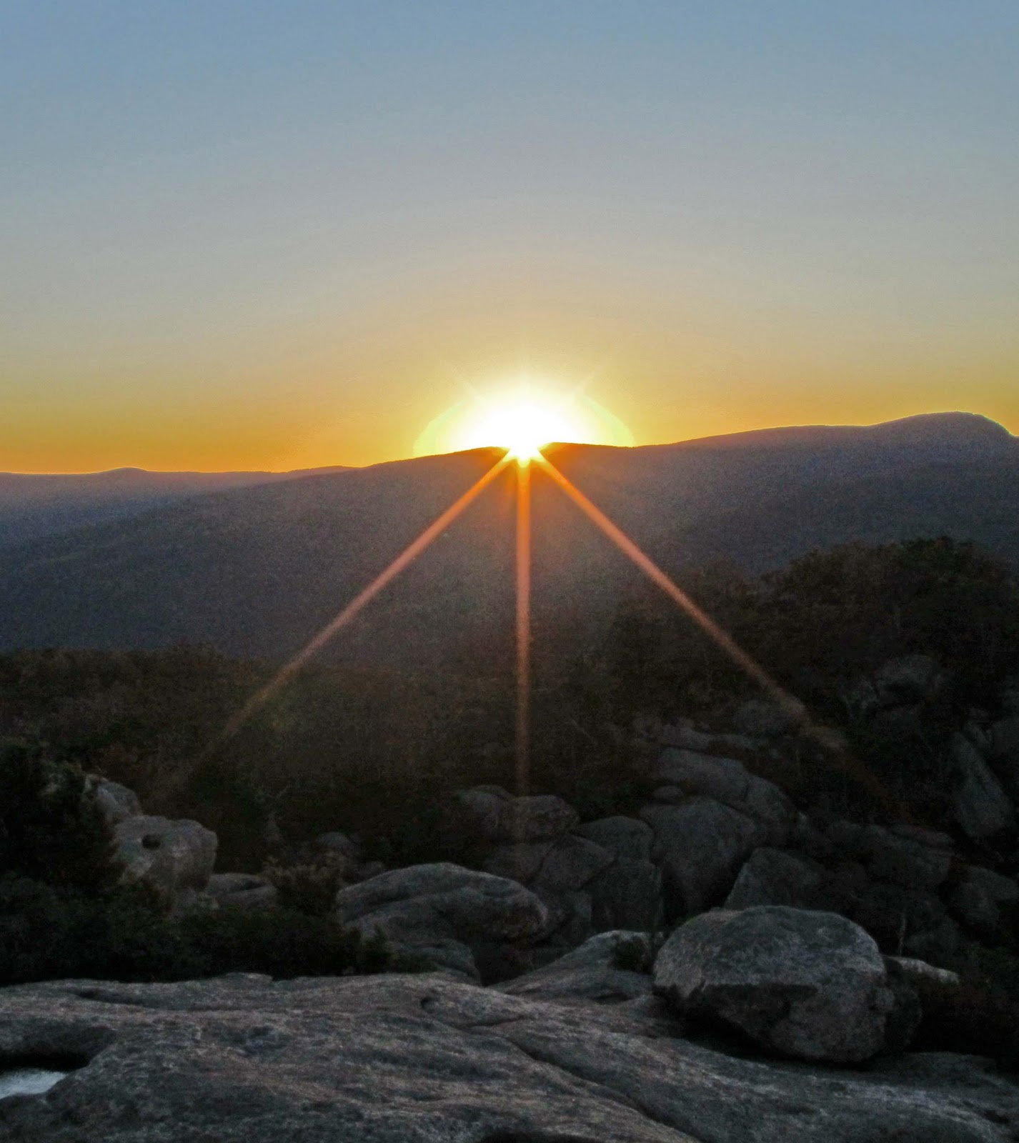 Old Rag Mountain Closed: Old Rag Mountain Hikes/Patrols By RSL: Sat.&Sun. Oct.15&16