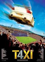Taxi 4 (2007) online y gratis