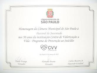 HOMENAGEM - INTERCAMBIO    PARCERIA + VOLUNTARIADO - (clique na imagem para mais informações!)