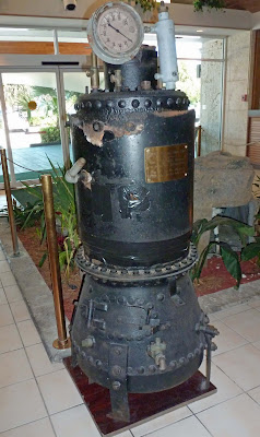 plans for wood burning engine