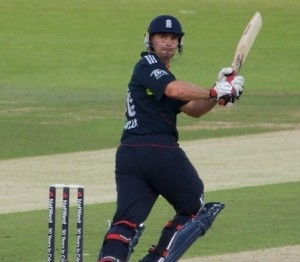 michael yardy batting
