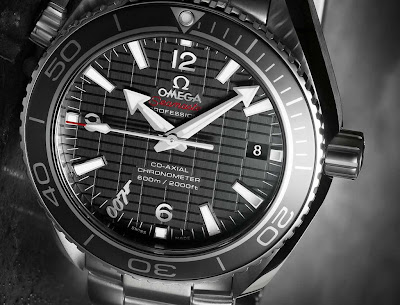 Omega Seamaster Planet Ocean Skyfall edition 007 James Bond