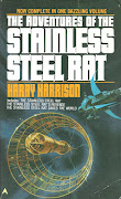 Harry Harrison The Adventures of the Stainless Steel Rat (1972)