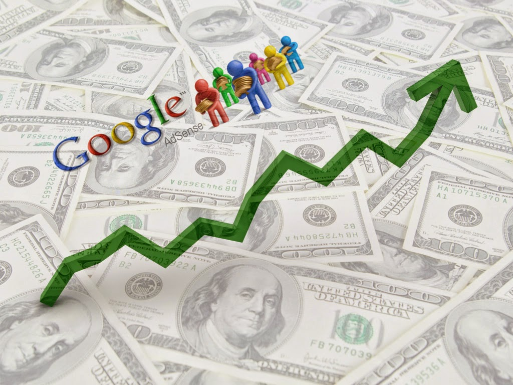 Optimisasi Penghasilan Google AdSense