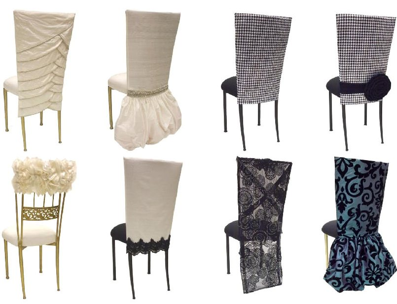 Wedding Decorations For Chairs