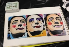 Dali stamp samples