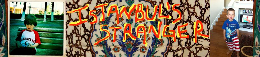 Istanbul&#39;s Stranger