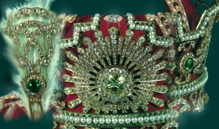 Tourism Places In World: Iranian Crown Jewels Ancient Arabian Princess