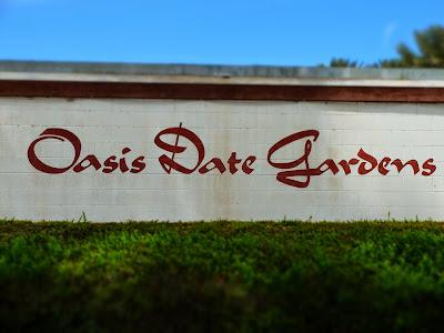 Oasis Date Gardens
