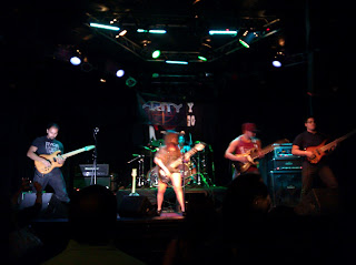 Arity, los angeles, metal
