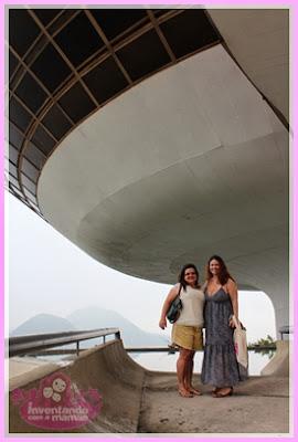 MAC Museu de Arte Contemporânea de Niterói
