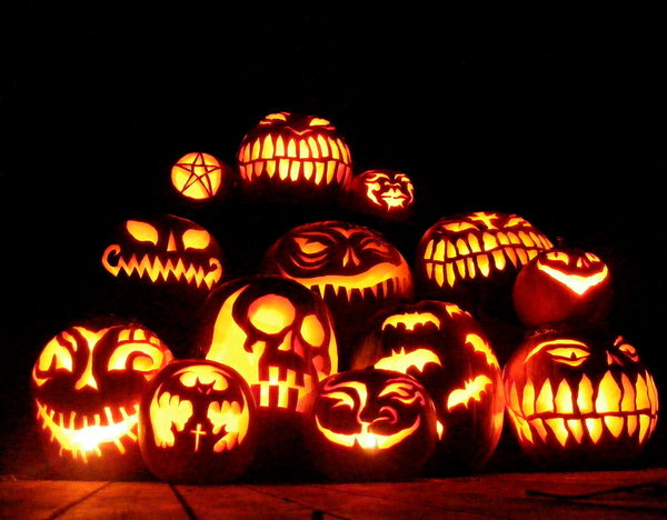 Dr. Theda's Crypt: Jack-o-Lanterns ( by Assorted Artists)