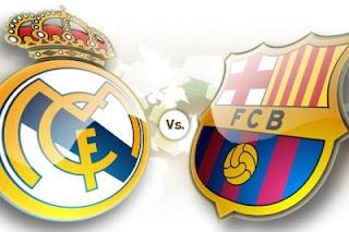 Prediksi Skor Sepakbola Real Madrid vs Barcelona Piala Super Spanyol