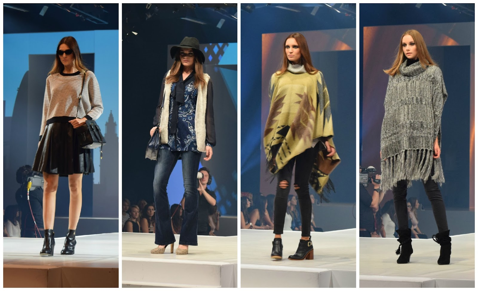 Fashion Show FashFest Cosmopolitan Trends For Autumn