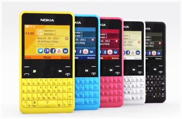 New Nokia Asha 210 Dual Sim | Low Price Cellphone Review