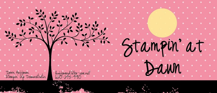 Stampin' at Dawn