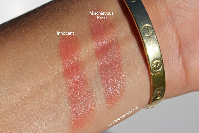 pure color envy shine innocent swatch