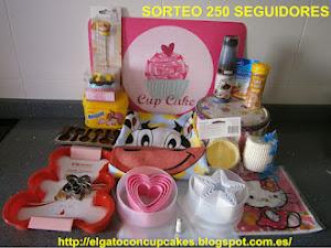 {El Gato con Cupcakes}