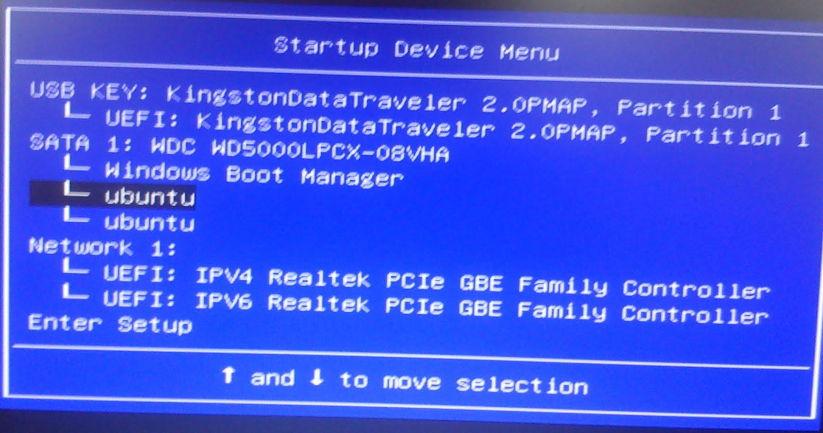 what is uefi ipv4 realtek pcie gbe family controller