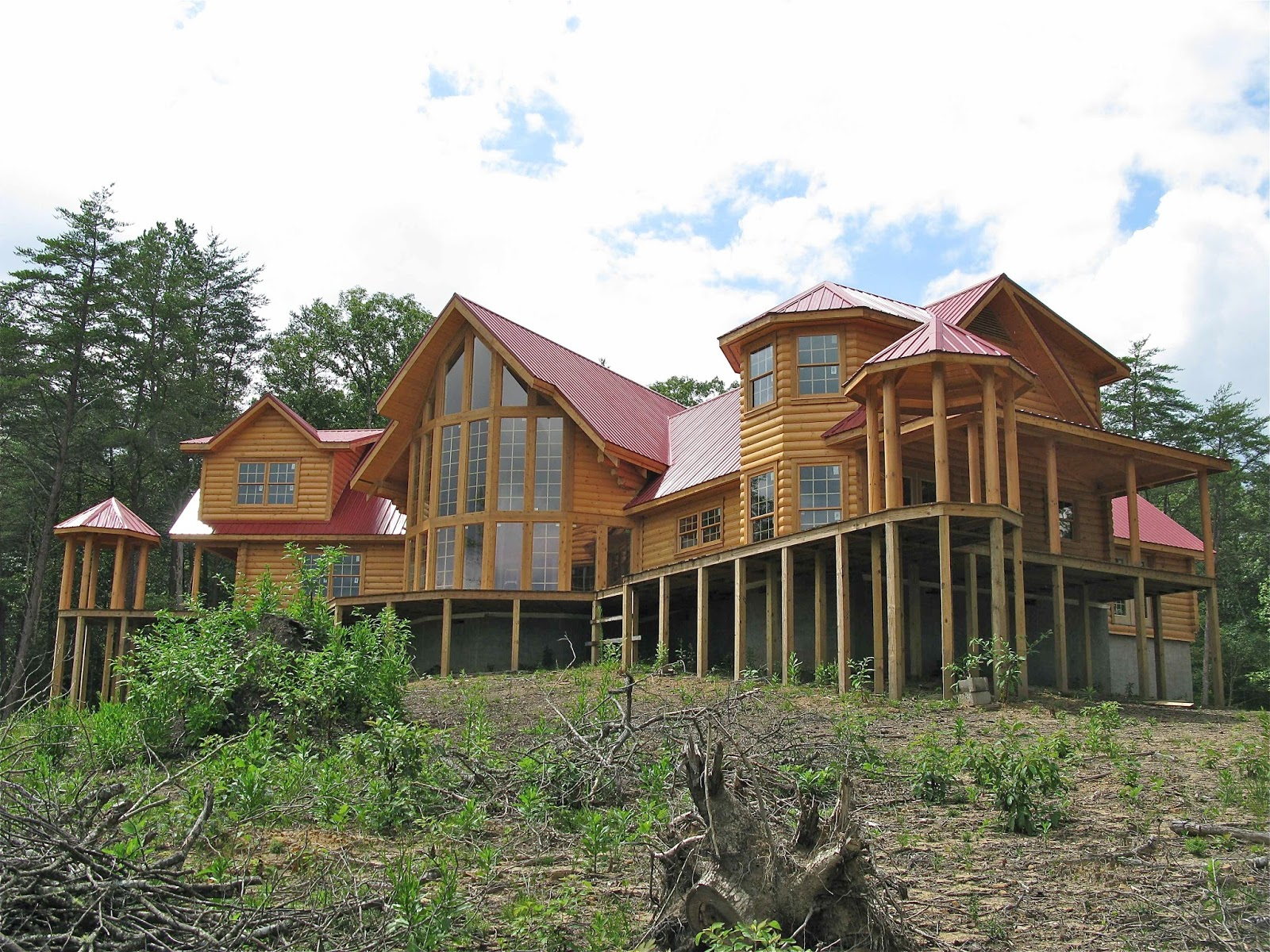 News And Announcements From Jack Luxury Log Cabins