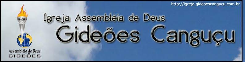 Igreja Assembléia de Deus - Gideões Canguçu/RS