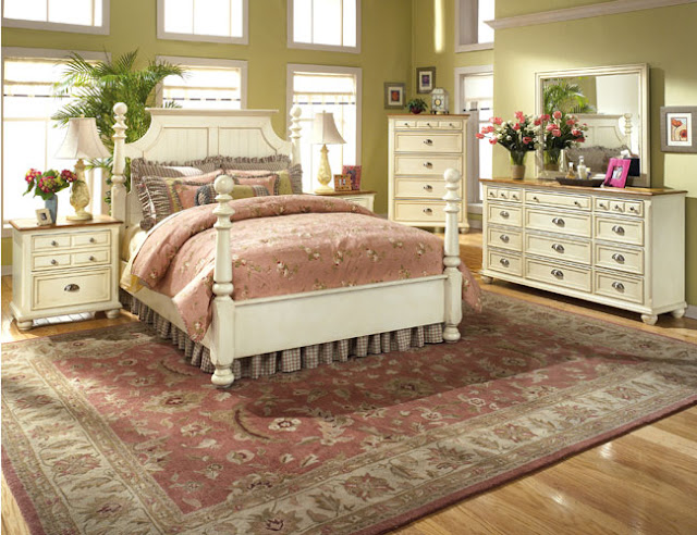 Country style bedrooms 2013 decorating ideas for Country themed bedroom