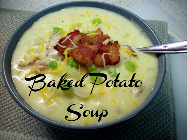 Baked+Potato+Soup Top 10 Recipes and Tutorials of 2013