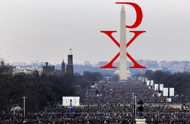 ¿Las tomas de posesión de presidentes estadounidenses encubren rituales satánicos? (1)