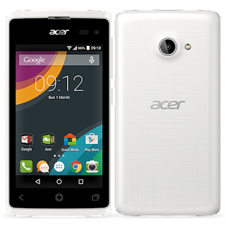 Harga Acer Liquid Z220 Terbaru, Spesifikasi Layar 4.0 Inch