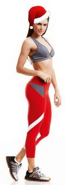 Keep your body fit at Christmas