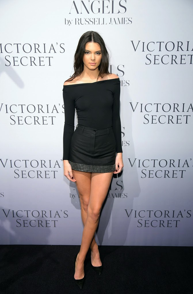 Kendall Jenner hot outfit at launch party photo 1