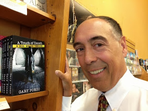 Author Gary Ponzo