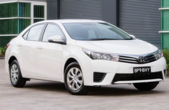 2016 Toyota Grand New Corolla Altis Release Date and Price